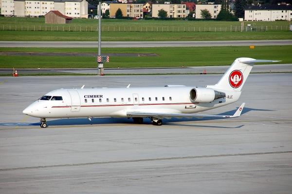 Bombardier CRJ200 Systems Photo