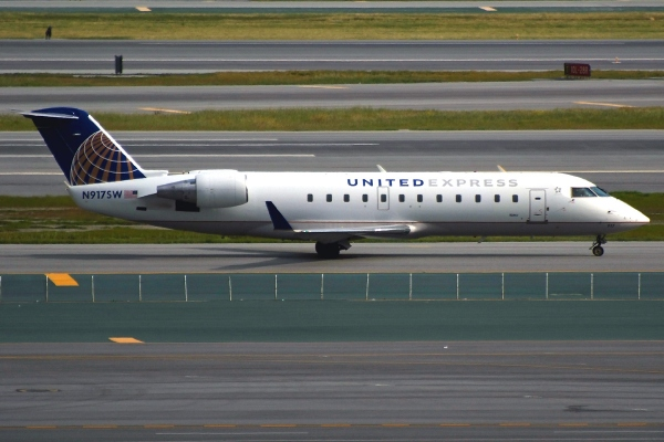 United Express CRJ200 - Operated by SkyWest Photo