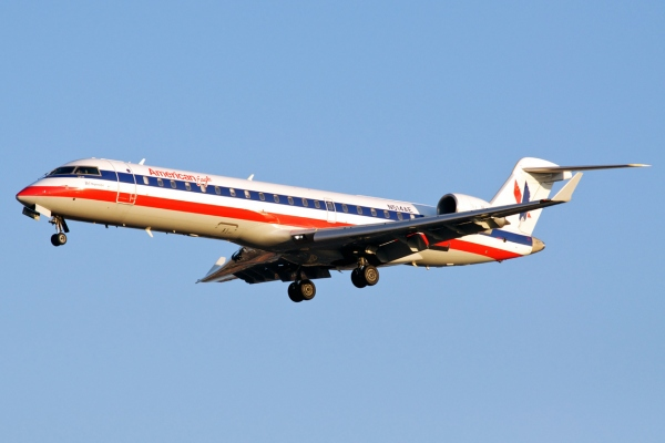 An American Eagle CRJ700 Photo