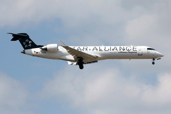 Bombardier CRJ700 Range Page Photo