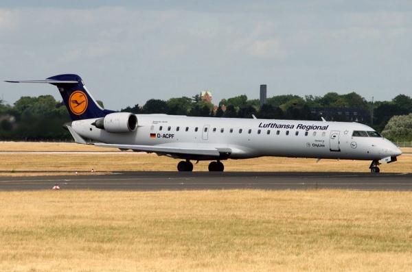 Bombardier CRJ700 Simulator Page Photo