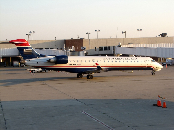 US Airways CRJ700 Photo