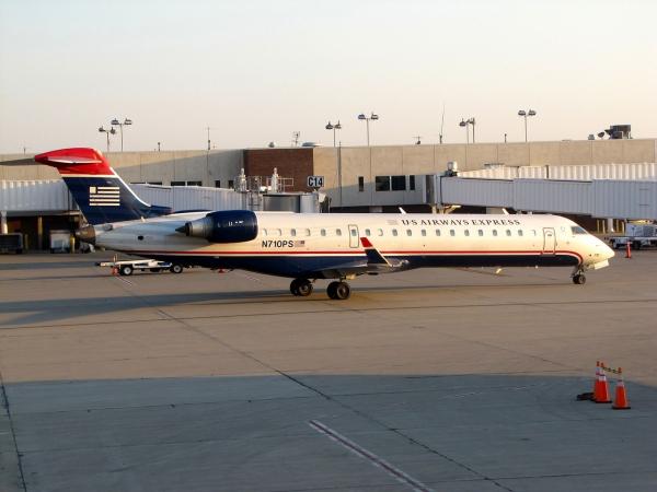 US Airways CRJ700 Photo