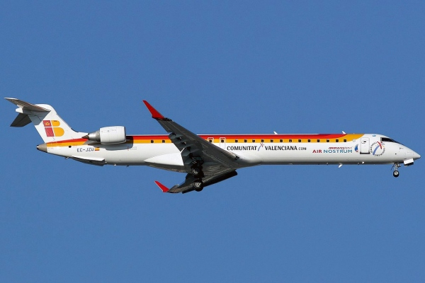 Bombardier CRJ900 ER Photo