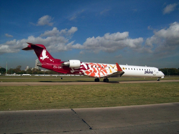 Bombardier CRJ900 For Lease Page Photo