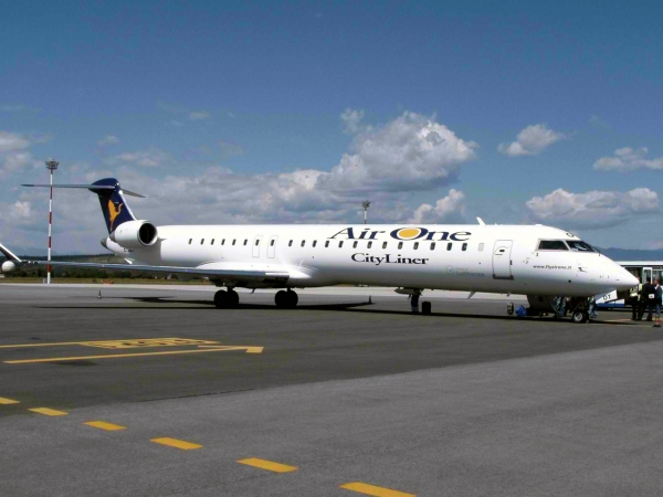 Bombardier CRJ900 LR Photo