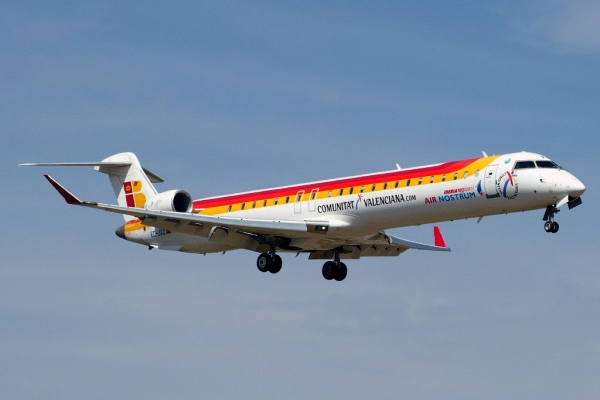Bombardier CRJ900 Performance Page Photo