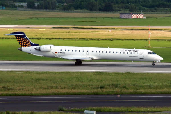 Bombardier CRJ900 Range Page Photo
