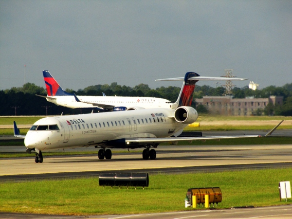 Bombardier CRJ900 Type Rating Page Photo