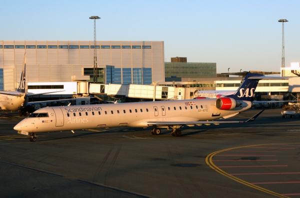 SAS CRJ900 Photo