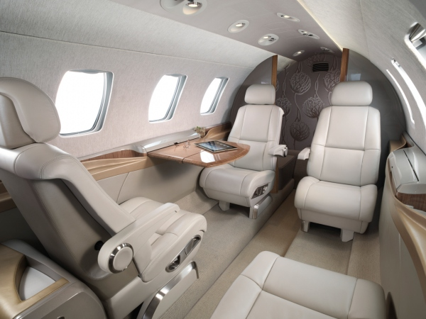 Cessna Citation M2 Interior or Cabin Photo