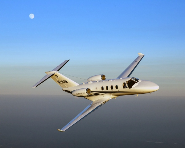 Cessna Citation M2 Type Rating Training Page Photo