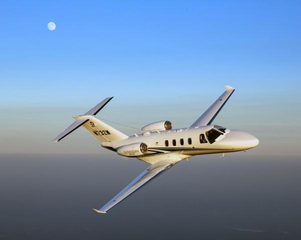 Cessna Citation M2 Type Rating Training Page Photo