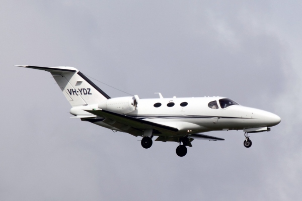 Cessna Citation Mustang Type Rating Page Photo
