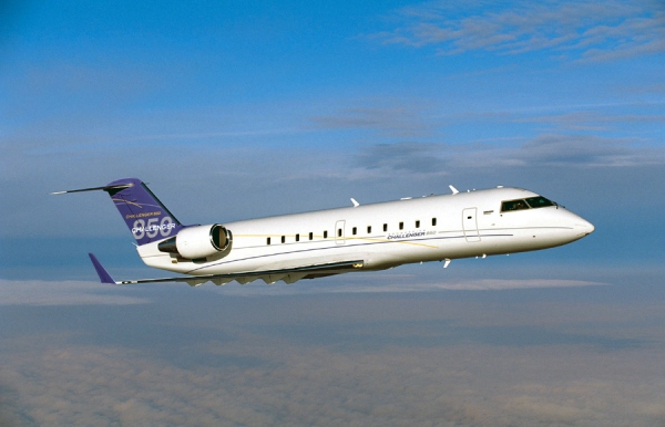 Bombardier Challenger 850 Learjet Photo