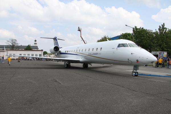 Bombardier Challenger 850 Type Rating Photo