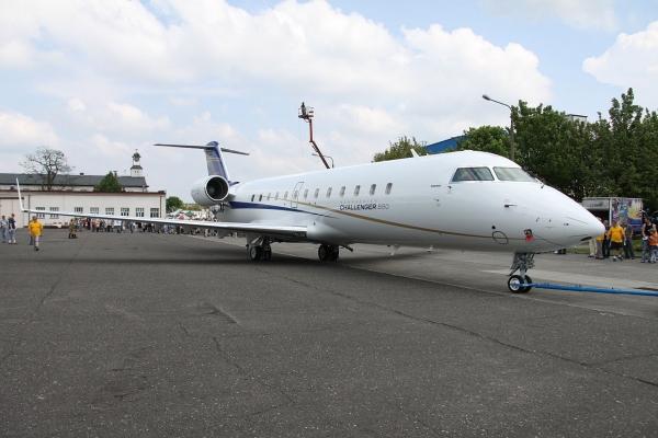 Bombardier Challenger 850ER Photo