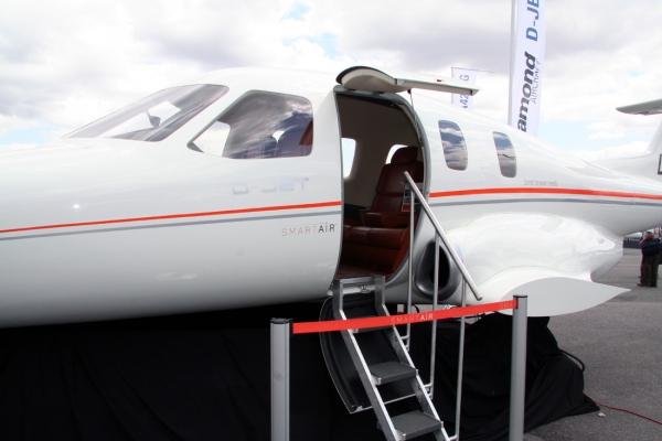 Diamond D-Jet Certification Photo