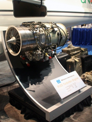 Diamond D-Jet Engine - FJ33-5A