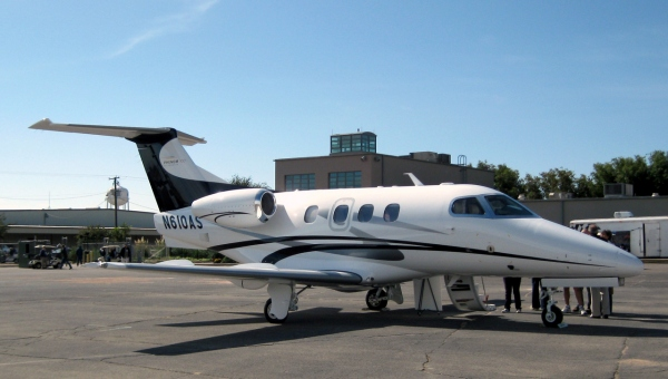 Embraer Phenom 100 Charter Page Photo