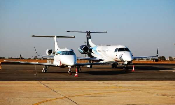 Embraer Phenom 100 Training Page Photo