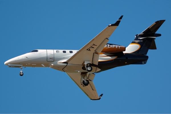 E55P Aircraft Photo