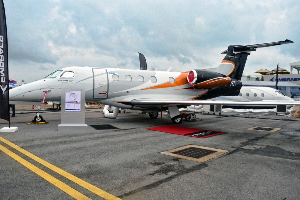 Embraer Phenom 300 For Sale Photo