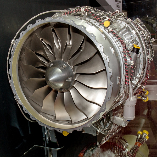 A Photo of the Honda HondaJet Engine The GE Honda HF120-H1A