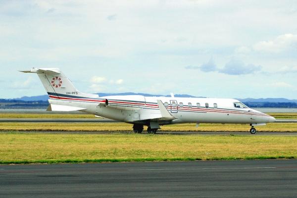Learjet 45 Charter Photo