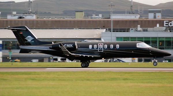 Learjet 45 Performance Photo