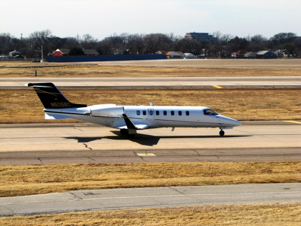 Learjet 45 Specifications Photo