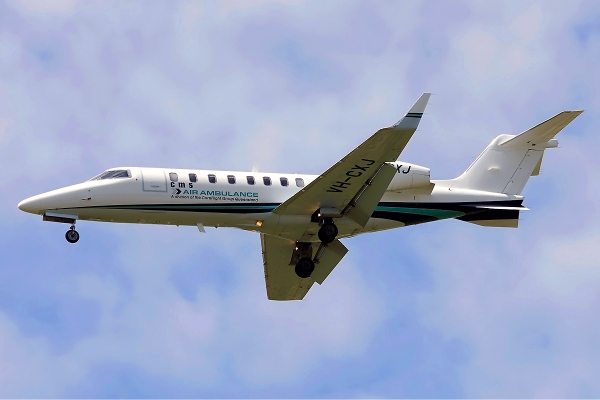 Learjet 45 XR Price Photo