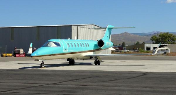 Learjet LJ45 Aircraft Photo