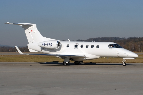 Embraer Phenom 300 Aircraft Photo