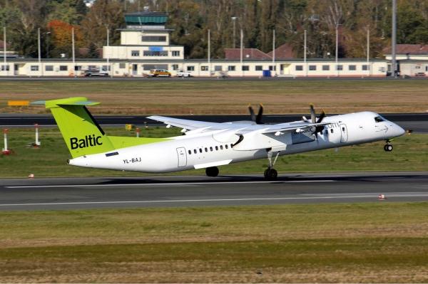 Bombardier Q400 Nextgen Photo