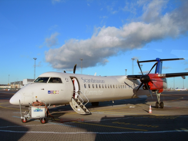 Bombardier Q400 Safety Record Page Photo