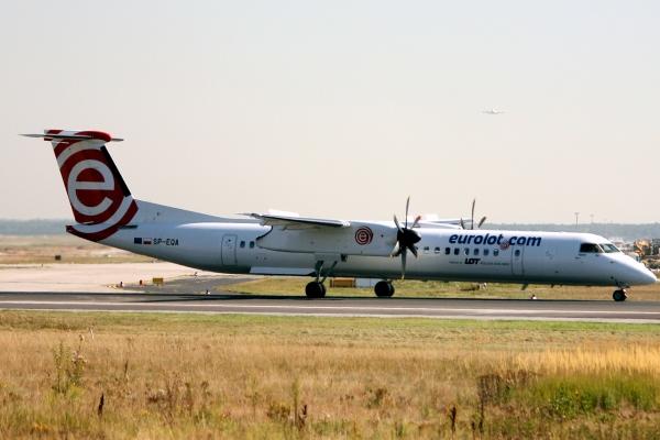 Bombardier Q400 Fuel Burn Page Photo