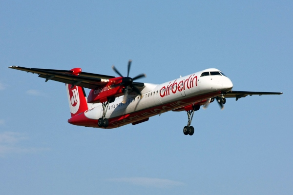 Bombardier Q400 Orders or Sales Page Photo