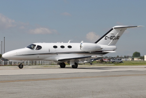 Cessna Mustang Price - Cessna Citation Mustang C-GDJG