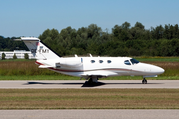 Cessna Citation Mustang Specifications Page Photo