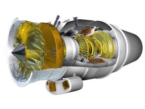 Pratt & Whitney Canada PW625 Engine Photo