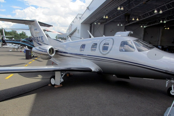 Eclipse 550 Deliveries Orders Sales Page Photo