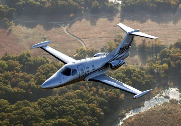 Eclipse 550 Very Light Jet Photo