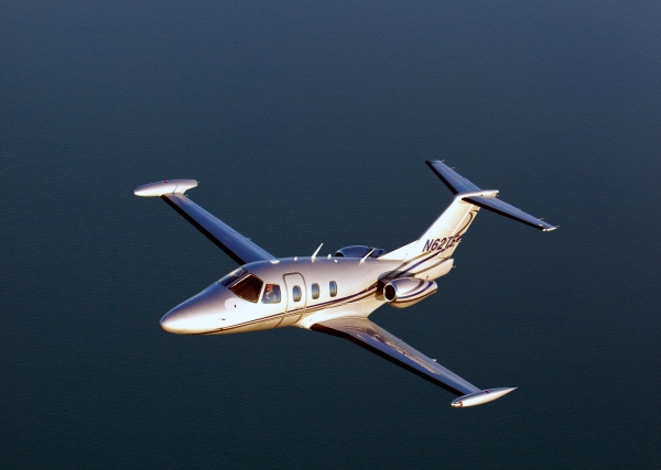 Eclipse 550 Price - An Eclipse 550 in Flight