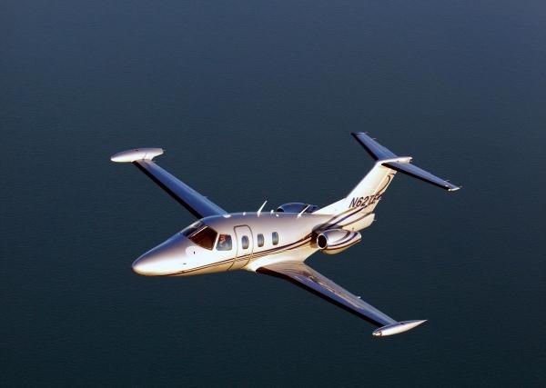 Eclipse 550 Price - An Eclipse 550 in Flight