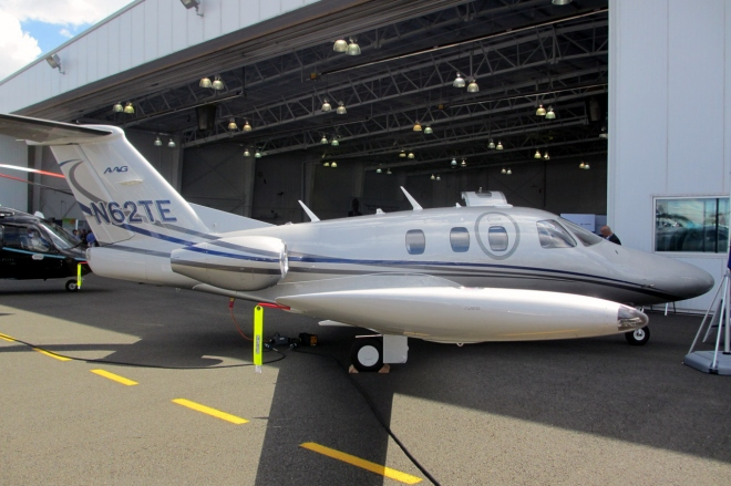 Eclipse 550 For Sale Photo