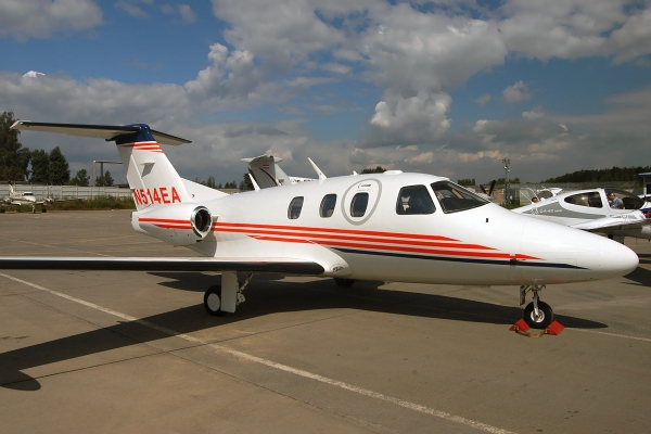 Eclipse 500 Price Page Photo