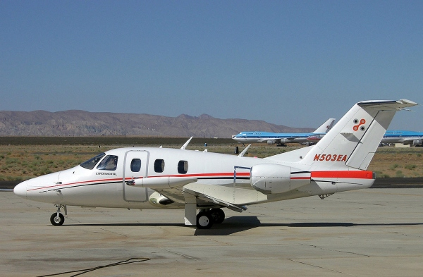 Eclipse Aircraft Photo