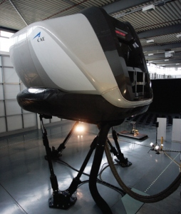 Embraer Phenom 100 Simulator Photo