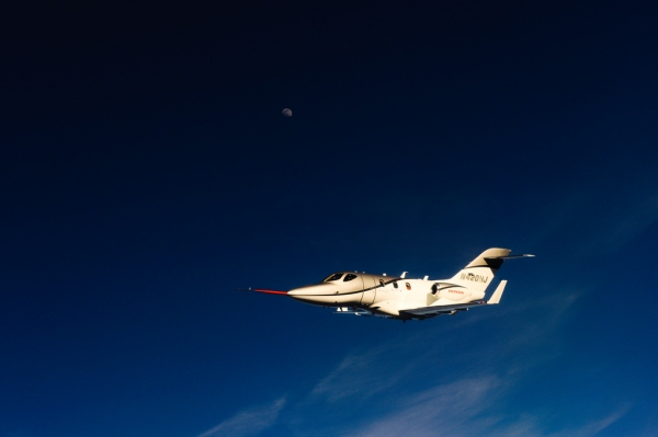 HondaJet Performance Photo